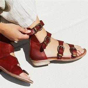 Free People Ludlow Boot Sandal